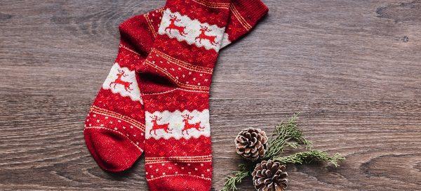 christmas socks, clarity cic blog