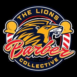 Lions Barber logo